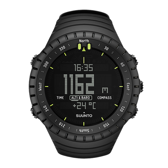 Suunto  часы Core All black