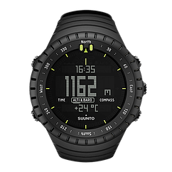 Suunto  часы Core All black