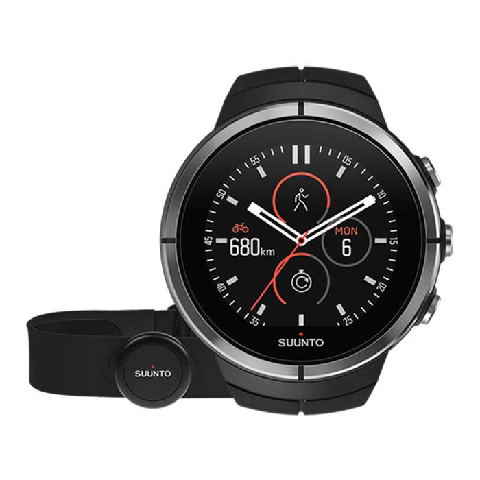 Suunto  часы Spartan Ultra black (HR)