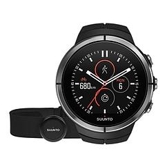 Suunto  часы Spartan Ultra black (HR)