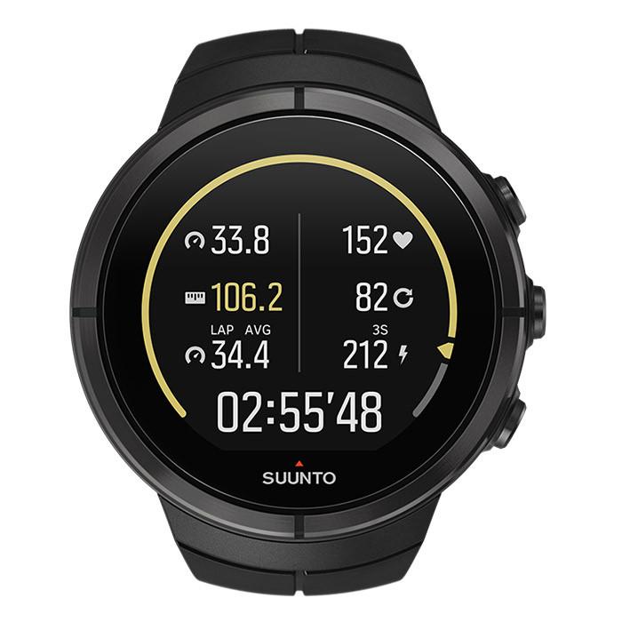 Suunto  часы Spartan Ultra All black titan (HR)