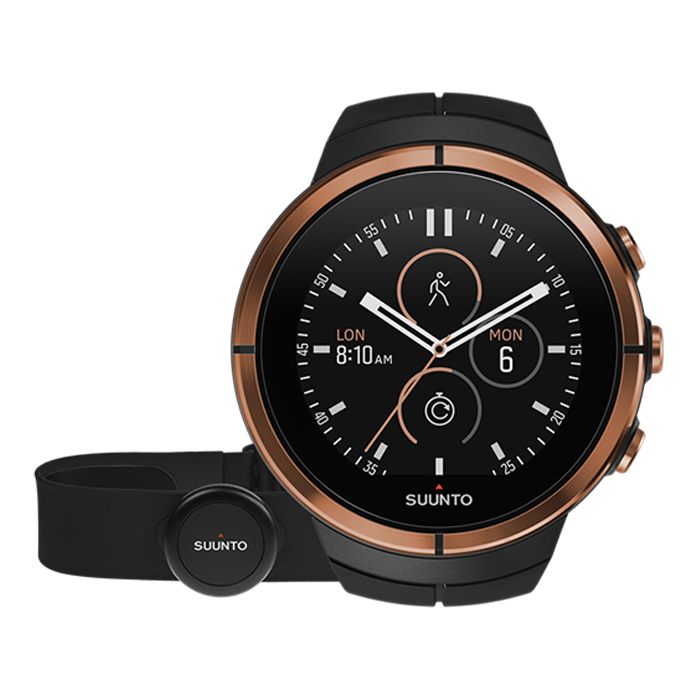 Suunto  часы Spartan Ultra Copper Special Edition (HR)