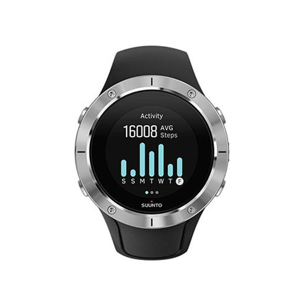 Suunto  часы Spartan Trainer Wrist HR Steel
