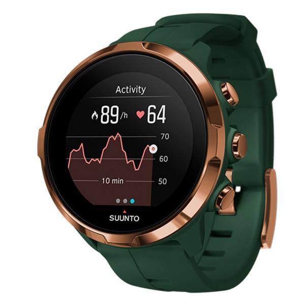 Suunto  часы Spartan Sport Wrist HR Forest