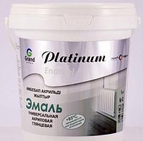 Эмаль акриловая для радиаторов GRAND VICTORY PLATINUM на водной основе 1 кг