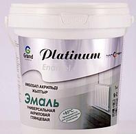 Эмаль акриловая для радиаторов GRAND VICTORY PLATINUM на водной основе 10 кг