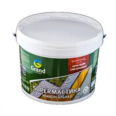 Клей универсальный GRAND VICTORY «SUPERМАСТИКА» 3,5 кг