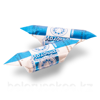 Карамель Коммунарка Молочная вкус пломбира