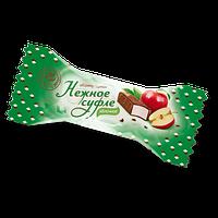 Конфеты Коммунарка Коммунарка нежное суфле яблочное