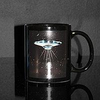 Кружка хамелеон «НЛО», фото 1