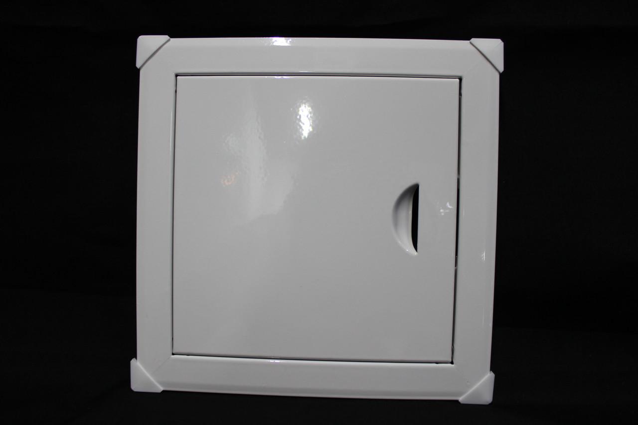 Люк-дверца ревизионная металлическая 150х150