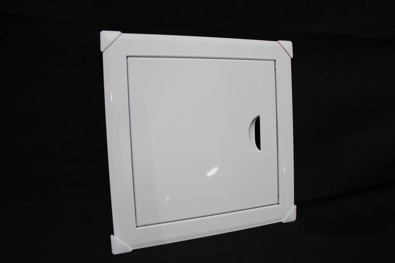 Люк-дверца ревизионная металлическая 400х400