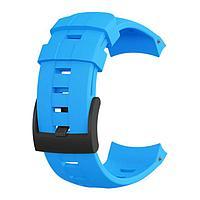 Suunto  ремешок д/часов Ambit3 vertical blue silicon