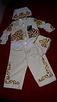 Национальный костюм для  мальчиков годовалого возраста, для обряда «Тұсаукесер».
