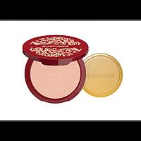 ART-VISAGE Пудра компактная  SILK MATTE для всех типов кожи тон 23 бежевый