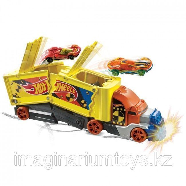 Hot Wheels грузовик «Безумное столкновение» Хот Вилс