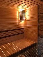 Реконструкция русской бани с дровяной печью. Размер = 2,5 х 1,7 х 2,1 м. Адрес: г. Алматы, Калкаман, мкр-н Шугыла, ул. Сыгай. 2