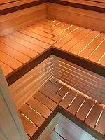 Реконструкция русской бани с дровяной печью. Размер = 2,5 х 1,7 х 2,1 м. Адрес: г. Алматы, Калкаман, мкр-н Шугыла, ул. Сыгай. 5