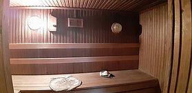 Реконструкция русской бани с дровяной печью. Размер = 2,5 х 1,7 х 2,1 м. Адрес: г. Алматы, Калкаман, мкр-н Шугыла, ул. Сыгай. 30