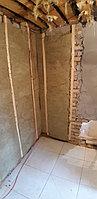 Реконструкция русской бани с дровяной печью. Размер = 2,5 х 1,7 х 2,1 м. Адрес: г. Алматы, Калкаман, мкр-н Шугыла, ул. Сыгай. 34