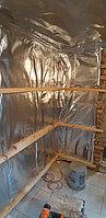 Реконструкция русской бани с дровяной печью. Размер = 2,5 х 1,7 х 2,1 м. Адрес: г. Алматы, Калкаман, мкр-н Шугыла, ул. Сыгай. 37