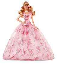 Барби Коллекционная кукла Barbie Birthday Wishes