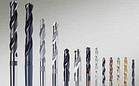 Сверло с цилиндрическим хвостовиком 10мм