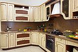 Крашенные кухонные фасады из МДФ, фото 2