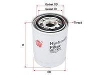 Фильтр гидравлики Sakura HC-7901