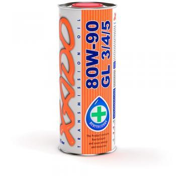 Минеральное масло для МКПП XADO Atomic Oil 80W-90 GL 3/4/5 1L