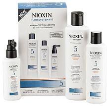 Nioxin System №5 - для комплексного ухода за жесткими или нормальными, натуральными или окрашенными