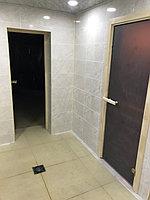 Реконструкция комнаты отдыха и помывочной. Адрес: г. Алматы, Калкаман, мкр-н Шугыла, ул. Сыгай.  12