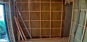 Реконструкция комнаты отдыха и помывочной. Адрес: г. Алматы, Калкаман, мкр-н Шугыла, ул. Сыгай.  21