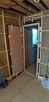 Реконструкция комнаты отдыха и помывочной. Адрес: г. Алматы, Калкаман, мкр-н Шугыла, ул. Сыгай.  22