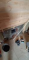Реконструкция комнаты отдыха и помывочной. Адрес: г. Алматы, Калкаман, мкр-н Шугыла, ул. Сыгай.  24