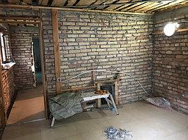 Реконструкция комнаты отдыха и помывочной. Адрес: г. Алматы, Калкаман, мкр-н Шугыла, ул. Сыгай.  26