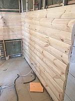 Реконструкция комнаты отдыха и помывочной. Адрес: г. Алматы, Калкаман, мкр-н Шугыла, ул. Сыгай.  27