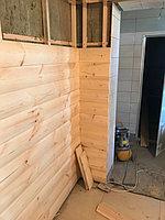Реконструкция комнаты отдыха и помывочной. Адрес: г. Алматы, Калкаман, мкр-н Шугыла, ул. Сыгай.  30