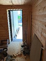 Реконструкция комнаты отдыха и помывочной. Адрес: г. Алматы, Калкаман, мкр-н Шугыла, ул. Сыгай.  33