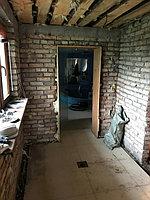 Реконструкция комнаты отдыха и помывочной. Адрес: г. Алматы, Калкаман, мкр-н Шугыла, ул. Сыгай.  41