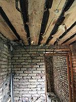 Реконструкция комнаты отдыха и помывочной. Адрес: г. Алматы, Калкаман, мкр-н Шугыла, ул. Сыгай.  42