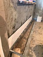 Реконструкция комнаты отдыха и помывочной. Адрес: г. Алматы, Калкаман, мкр-н Шугыла, ул. Сыгай.  43