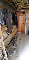 Реконструкция комнаты отдыха и помывочной. Адрес: г. Алматы, Калкаман, мкр-н Шугыла, ул. Сыгай.  46