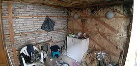 Реконструкция комнаты отдыха и помывочной. Адрес: г. Алматы, Калкаман, мкр-н Шугыла, ул. Сыгай.  47