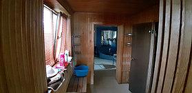 Реконструкция комнаты отдыха и помывочной. Адрес: г. Алматы, Калкаман, мкр-н Шугыла, ул. Сыгай.  48