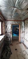 Реконструкция комнаты отдыха и помывочной. Адрес: г. Алматы, Калкаман, мкр-н Шугыла, ул. Сыгай.  49