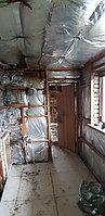 Реконструкция комнаты отдыха и помывочной. Адрес: г. Алматы, Калкаман, мкр-н Шугыла, ул. Сыгай.  50