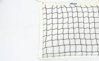 Сетка для волейбола MIKASA (PE, с метал. тросом), фото 2