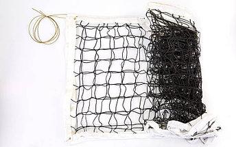 Сетка для волейбола MIKASA (PE, с метал. тросом), фото 3