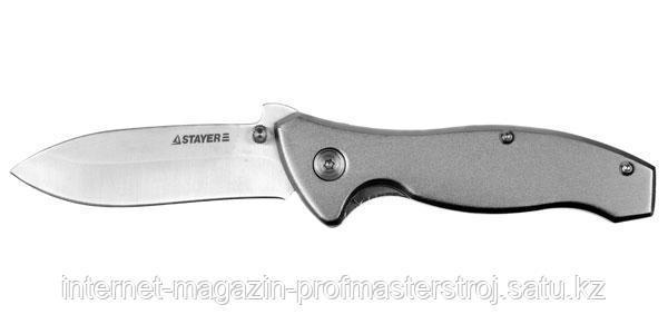 Нож складной 200 мм, серия PROFI, STAYER